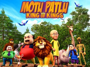 Motu Patlu King of Kings