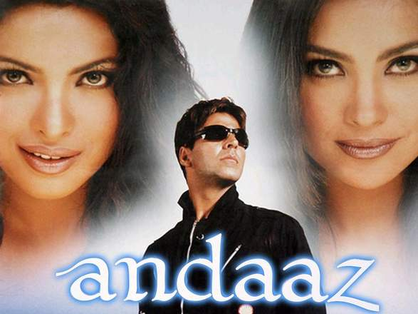 Watch andaaz movie online