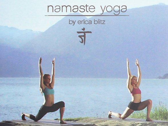 Namaste Yoga With Erica Blitz