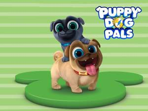 Tv Series Puppy Dog Pals Tvwiz Season 1 Episode 101